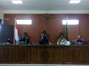 Pelaksanaan Seleksi Penerimaan Pegawai Pemerintah Dengan Perjanjian Kerja  untuk wilayah Pengadilan Agama Pulang Pisau  dan  Pengadilan Agama Kuala Kurun