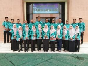 Pengadilan Agama Kuala Kapuas Peringati Hari Batik Nasional