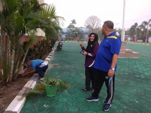 Jum'at Bersih di Lingkungan PA Kapuas