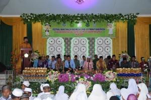 Ketua PA Kuala Kapuas Hadiri Festival Anak Sholeh Indonesia (FASI) Ke-11 Tingkat Kabupaten Kapuas