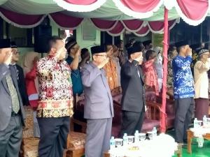 Ketua PA Kapuas Hadiri Upacara Peringatan HAB Kemenag ke – 74 Tahun 2020